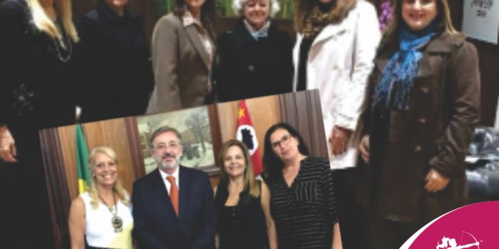 Implantação No CIC Grajaú Um Centro Instersetorial De Assistência A Mulher